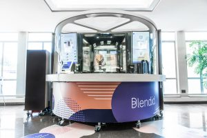 Contactless automation with Blendid